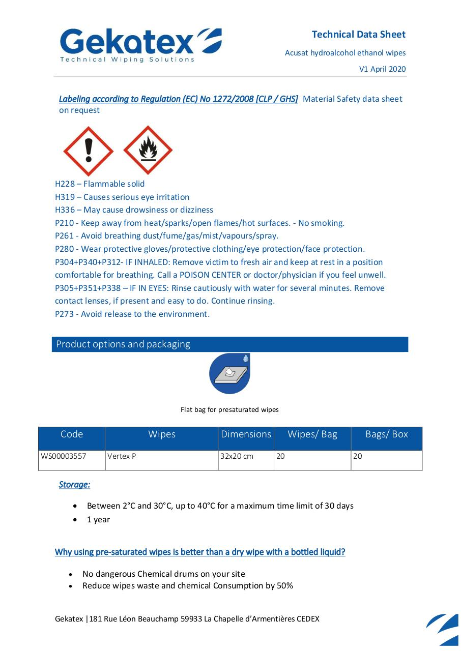 TDS - WS0003557 - Acusat HydroEthanol - ENG.pdf - page 2/3